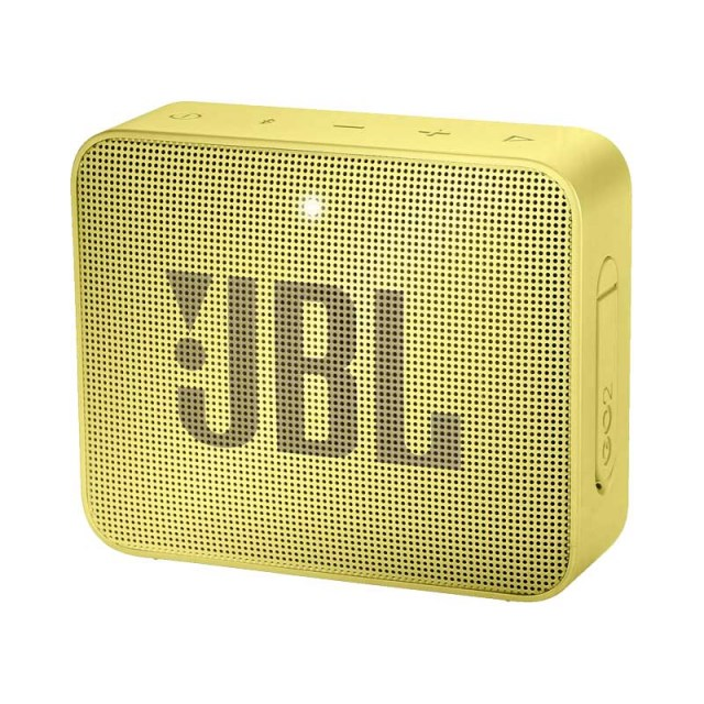 JBL GO 2 Yellow - Prenosni Bluetooth zvočnik