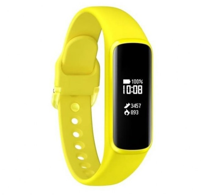 Samsung Galaxy Fit-e Yellow
